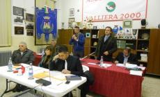 Presa di posizione di Santarato <br/> nel difendere il sindaco Barbujani