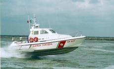 Intercettavano la Guardia costiera <br/> multe salate a quattro armatori