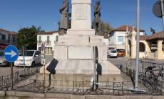 Il monumento ai caduti cade a pezzi<br/> Grignano perde la memoria storica