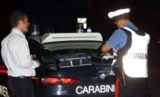 Alcol e droga in sella e al volante <br/> tre denunciati dai Carabinieri