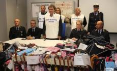 5mila euro di prodotti confiscati<br/>Bergamin e la lotta contro gli abusivi
