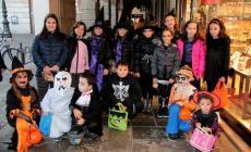 La notte di Halloween è arrivata <br/> i mostri invadono il centro storico