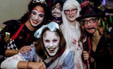 Locali in versione Halloween <br/> tutti contagiati dalla notte del terrore