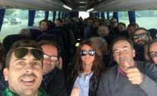 La Lega polesana cala su Bologna <br/> in 150 al raduno del Carroccio