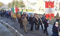 Festa dell'Unità nazionale in città <br/> celebrata alla chiesa di San Biagio