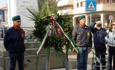 Rosolina celebra i caduti <br/> corteo per le vie del paese