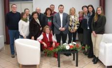 Il centro sollievo Alzheimer <br/> presentato ieri a Canaro