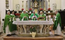 Salara riabbraccia la sua chiesa <br/> restaurata dopo il sisma del 2012