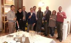 """I giovani industriali in visita <br/> all'azienda vitivinicola """"Quota 101"""""""