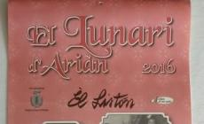 Lunari d'Ariàn, tra storia e solidarietà <br/> il calendario speciale compie 18 anni