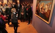 I tesori della pinacoteca tornano a casa <br/> dopo il gran successo in Val d'Aosta