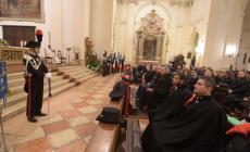 Preghiera della Virgo Fdelis<br/> l'Arma rende omaggio alla Patrona