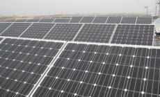 I ladri entrano in un'azienda agricola <br/> e rubano i pannelli fotovoltaici
