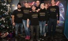 Star Wars torna nei cinema <br/>  tanti fan per il settimo episodio