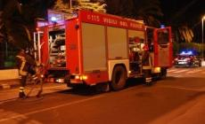 Fiume di gasolio in strada: incidenti a raffica