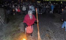 La Befana incendia la città <br/> successo per i numerosi falò