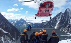Coppia dispersa nel Pasubio <br/> salvata dal Soccorso alpino di Schio