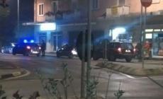 Rissa furibonda in centro <br/> spunta un coltello, 4 arresti