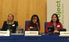 Daniela Boscolo, la professoressa <br/> sale in cattedra all'Onu