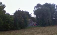 Cavarzere, crollato per il maltempo <br/> il tetto di una abitazione in Gallianta