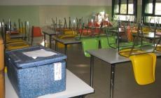 Multa alla mensa delle elementari <br/> 2mila euro per una scritta