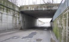 Via Forlanini, parte il cantiere per sistemare il sottopasso