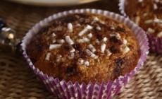 Che muffin golosi <br/> con yogurt e cantuccini