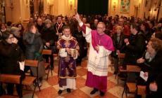 Rovigo accoglie il vescovo Pavanello <br/> la prima messa al Duomo