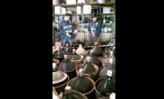 La Guardia di Finanza scopre <br/> una distilleria clandestina