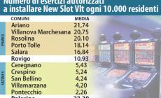 La febbre del gioco in Polesine <br/> è la più alta di tutto il Veneto
