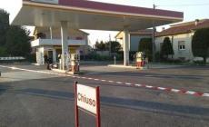 Tentato furto al distributore di benzina di Occhiobello