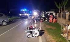 Muore 56enne di Grignano <br/> in un frontale nel Ferrarese
