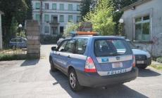 Elemosina con base al Maddalena <br/> stanati dalla Polizia due rom