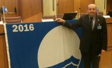 Rosolina riconferma la bandiera Blu <br/> premiata la qualità delle spiagge