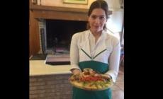 Alici e bertagnin fritto <br/> Maria alla Nuova Smeralda