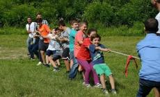 Grande festa scout nell'Oasi