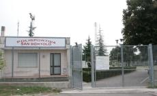 I ladri saccheggiano la  Polisportiva San Bortolo