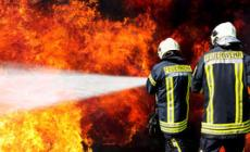Incendio doloso di un camion azienda nel mirino