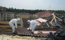 Un mare d'amianto sulle scuole del Polesine