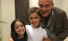 Riccardo Tommasi e Greta Polato a Kid's Got Talent