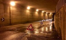 Sottopasso sott'acqua ma senza maltempo, succede a Rovigo