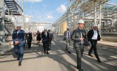 L'inaugurazione della Mater Biotech è un evento di Stato