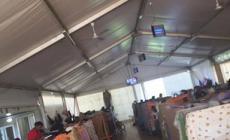 Profughi, fra Cona e Bagnoli giro d'affari da 10mila euro al giorno