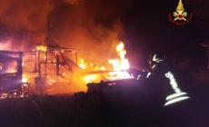 E' confermato: è stato un polesano ad appiccare tre incendi in 5 giorni
