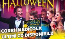 Halloween - Monster music è un successo: ultimi cd nelle edicole!