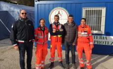 Barbujani, visita lampo del sindaco ai paesi terremotati del Centro Italia