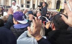 Giubileo, agricoltori polesani in piazza San Pietro con il Papa