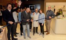 Progetto Vista, un grande party per il nuovo store in Fattoria