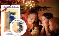 """""""Un Natale da favola"""", in edicola libro e cd con i più bei racconti per bambini"""