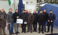 Consegnati 3.450 euro al comune terremotato